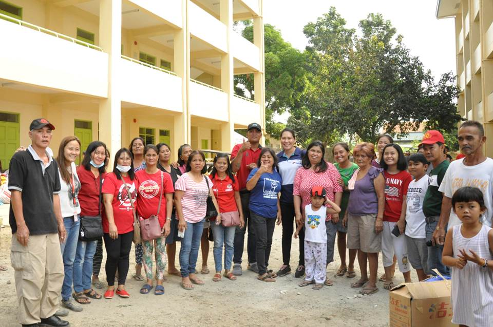 Insular Life Reaches Out To Taal Evacuees