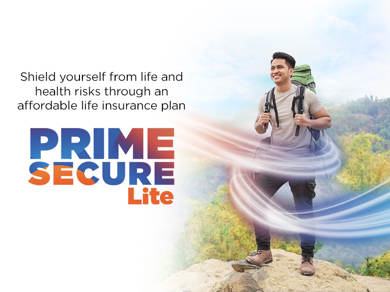 Insular Life launches Prime Secure Lite, affordable term life insurance with additional COVID-19 coverage