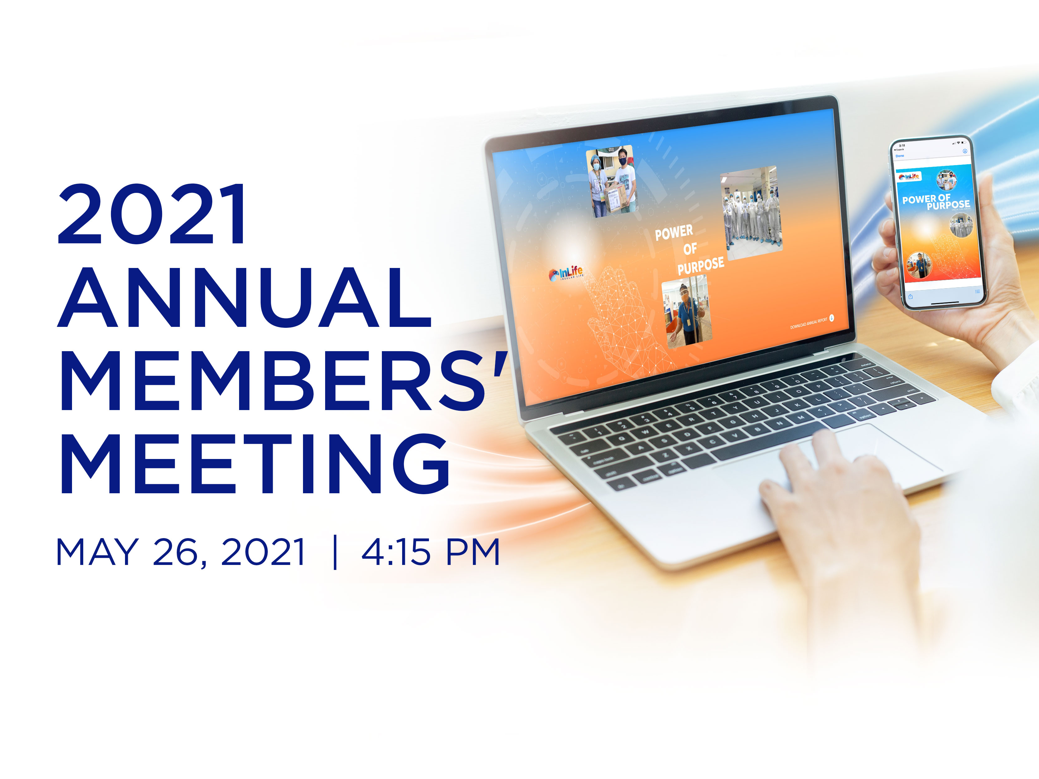 Notice of the 2021 Annual Members' Meeting