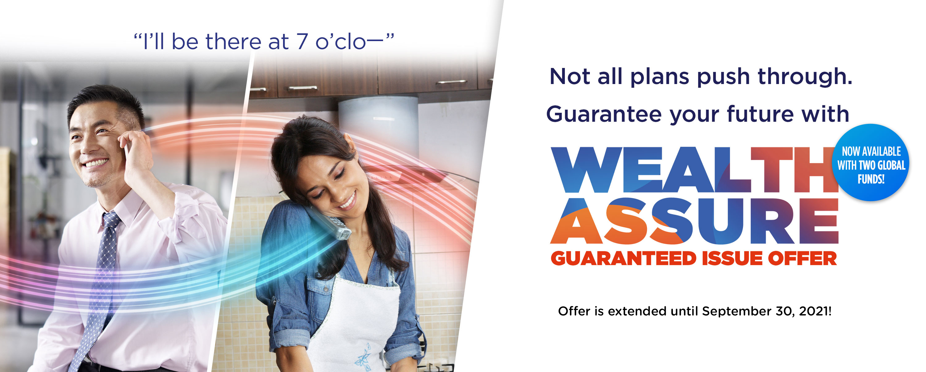 Wealth Assure - Guaranteed Issue Offer