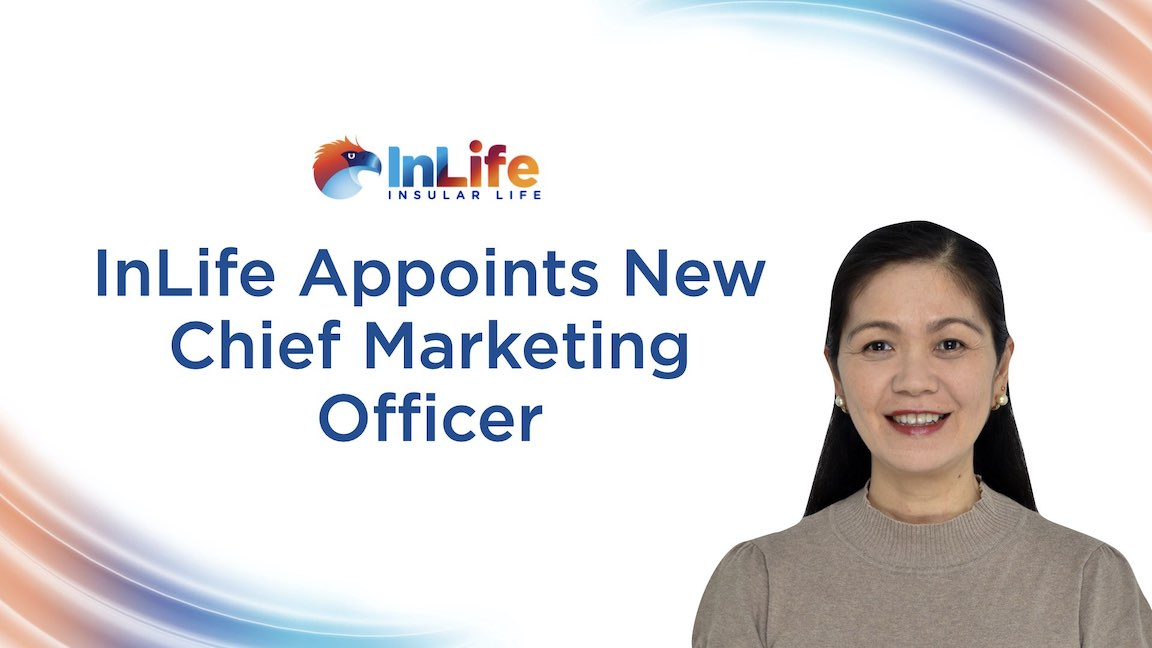 Insular Life Appoints New Chief Marketing Officer