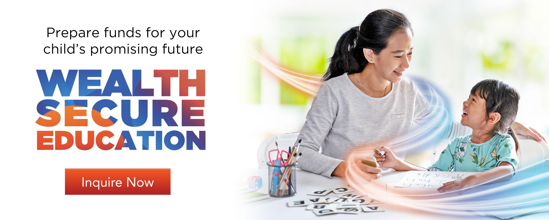 Wealth Secure Education