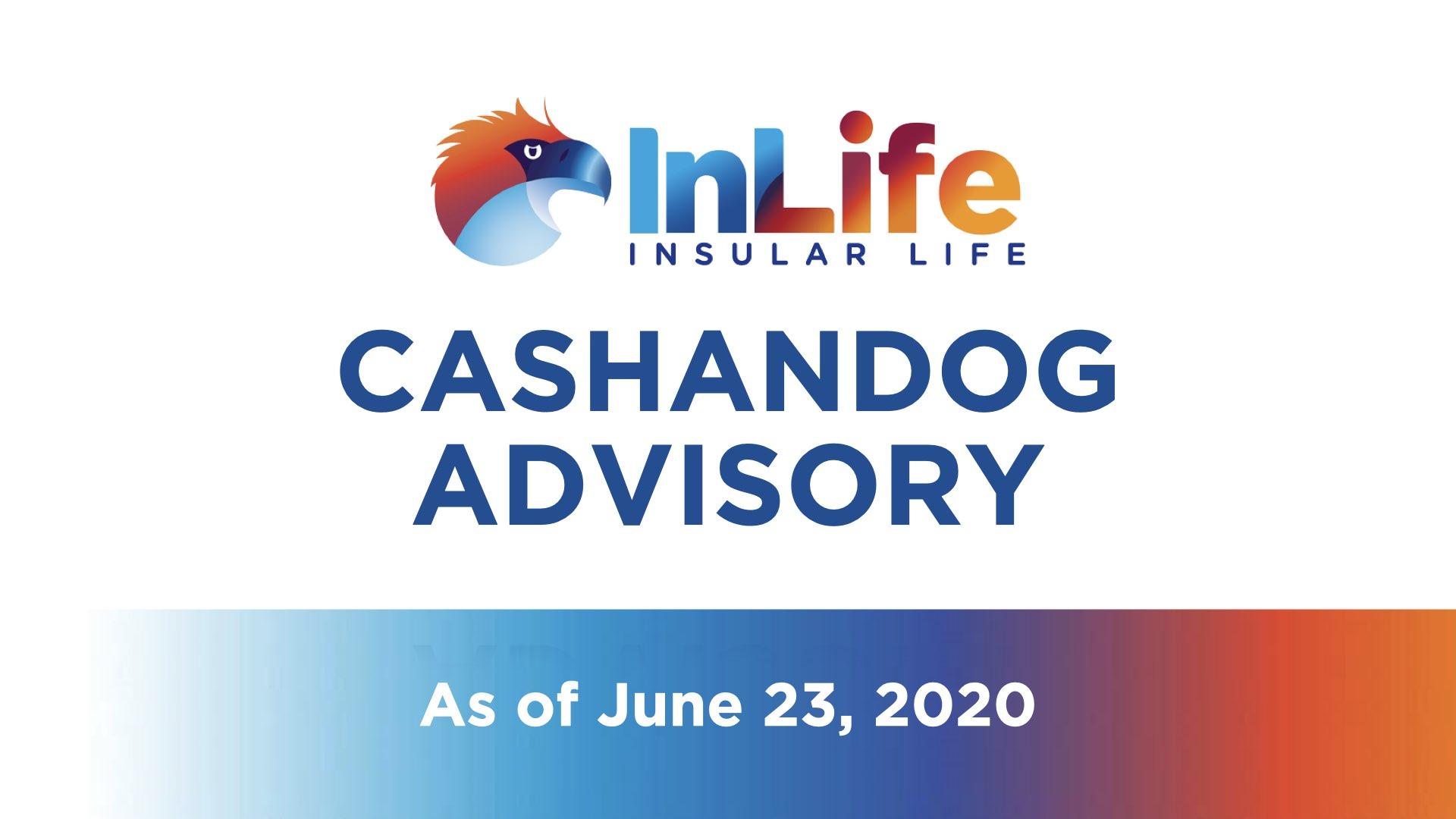 CASHandog Raffle Draw for May 2020