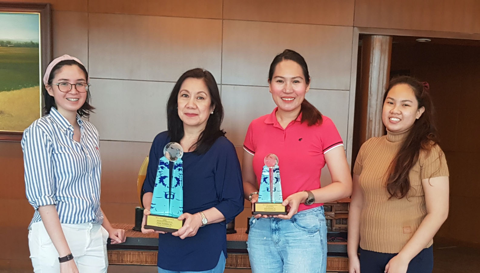 Insular Foundation is Asia CEO Awards' CSR Company of the Year